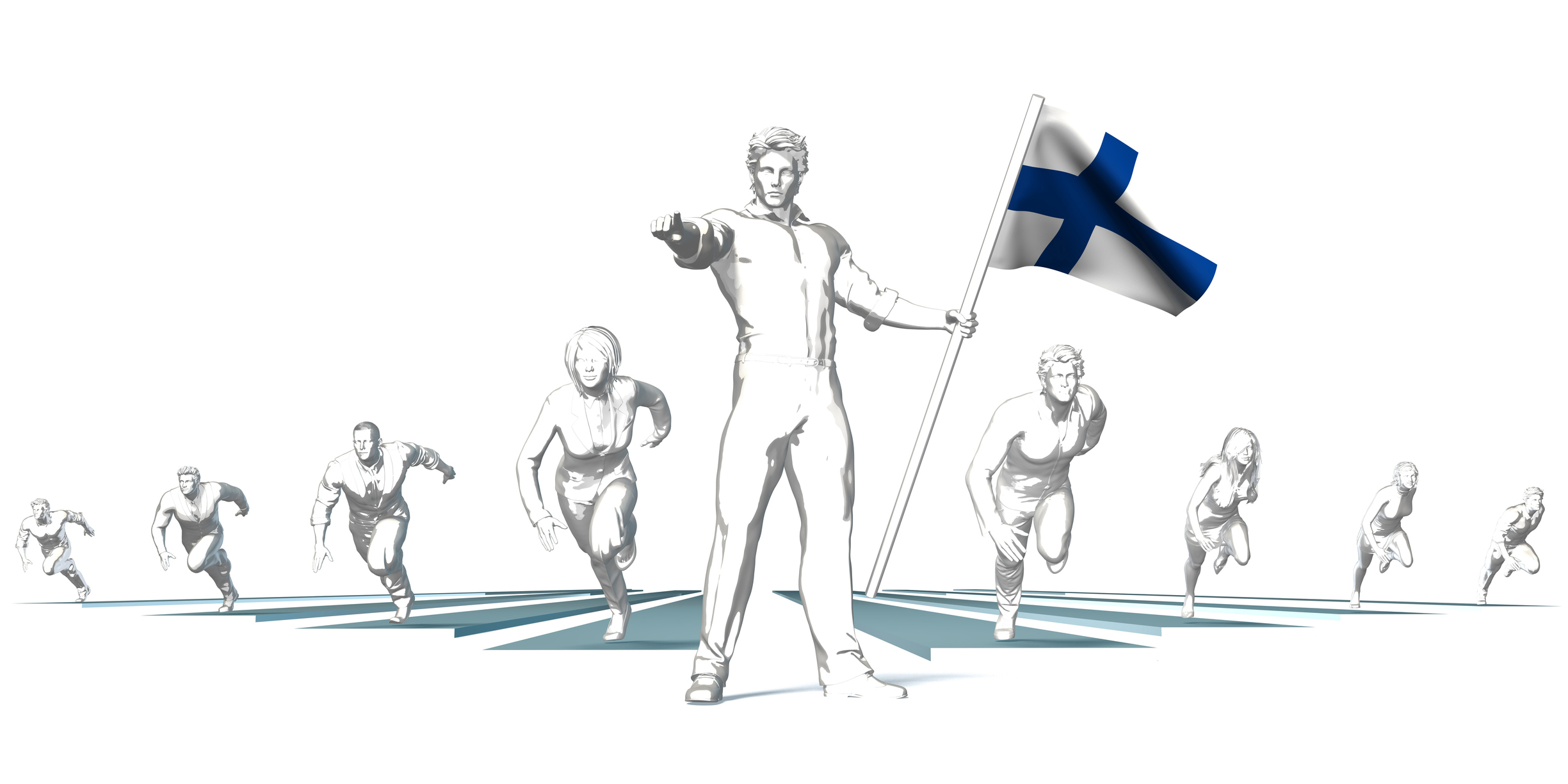 Tietoa suomalaisten liikkumisesta